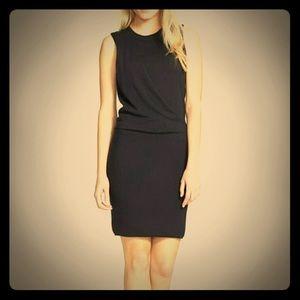 NWOT Theory Black Dress